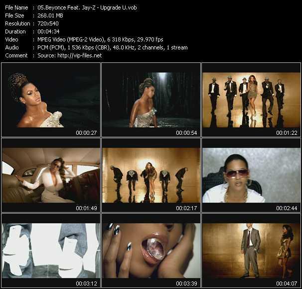 Beyonce Feat. Jay-Z video screenshot