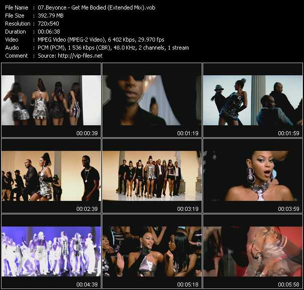 Beyonce Feat. Kelly Rowland, Michelle Williams And Solange Knowles video screenshot