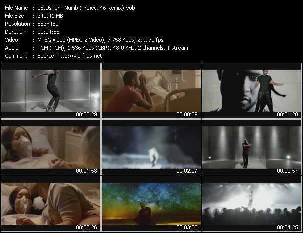 video Numb (Project 46 Remix) screen