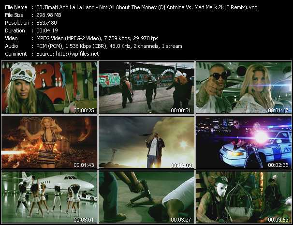 Timati And La La Land Feat. Timbaland And Grooya video screenshot