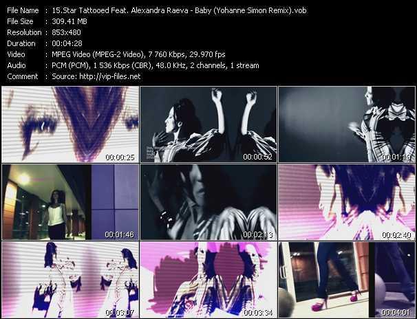 Star Tattooed Feat. Alexandra Raeva video screenshot