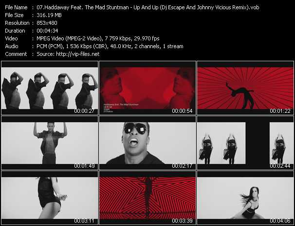 Haddaway Feat. The Mad Stuntman video screenshot