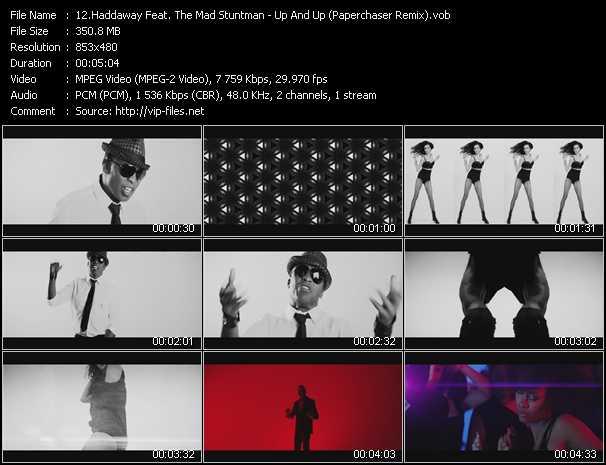 Haddaway Feat. The Mad Stuntman video screenshot