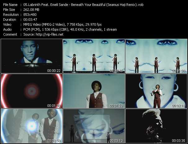 Labrinth Feat. Emeli Sande video screenshot