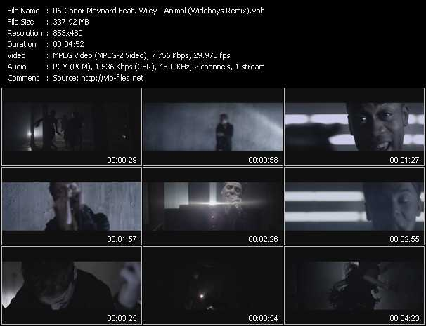Conor Maynard Feat. Wiley video screenshot