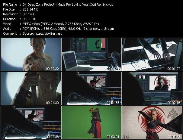 Deep Zone Project video screenshot