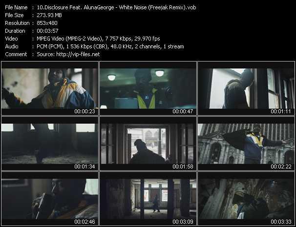 Disclosure Feat. AlunaGeorge video screenshot