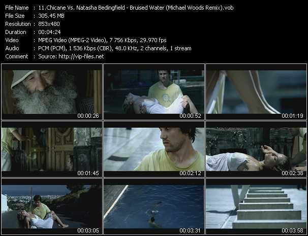 Chicane Vs. Natasha Bedingfield video screenshot