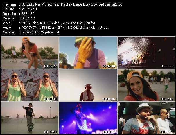 Lucky Man Project Feat. Raluka video screenshot