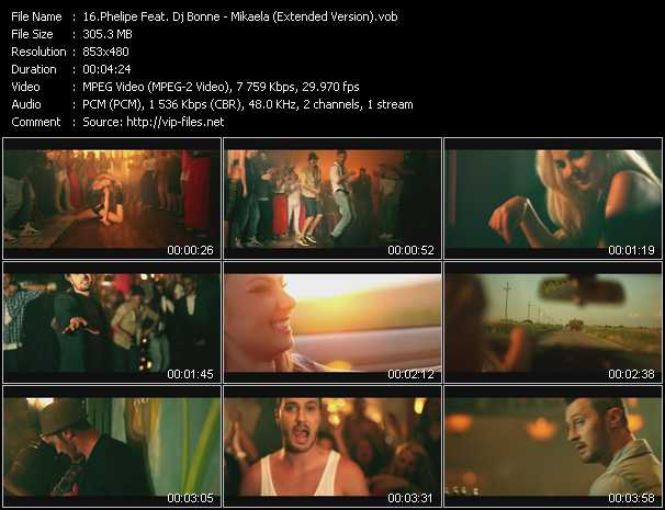 Phelipe Feat. Dj Bonne video screenshot