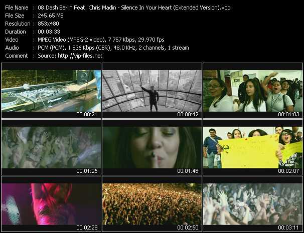 Dash Berlin Feat. Chris Madin video screenshot