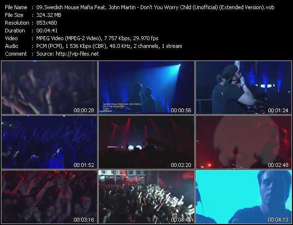 Swedish House Mafia Feat. John Martin video screenshot