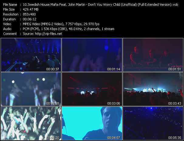 Swedish House Mafia Feat. John Martin video screenshot