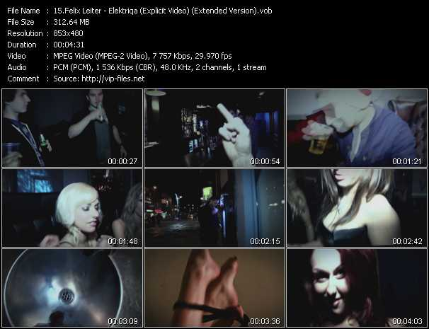 Felix Leiter video screenshot