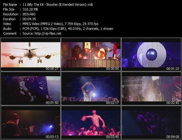 Billy The Kit video screenshot