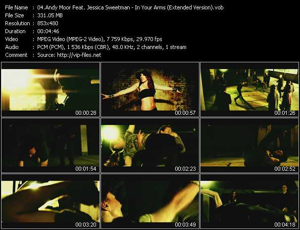 Andy Moor Feat. Jessica Sweetman video screenshot