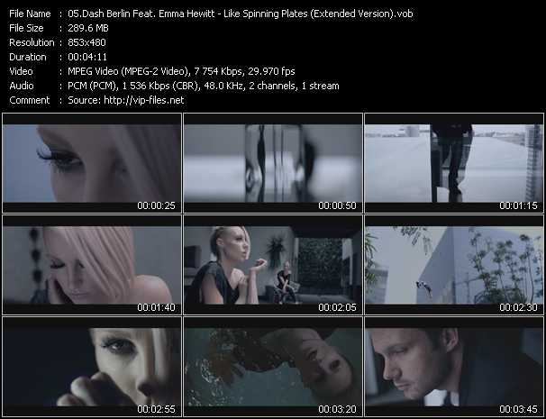 Dash Berlin Feat. Emma Hewitt video screenshot