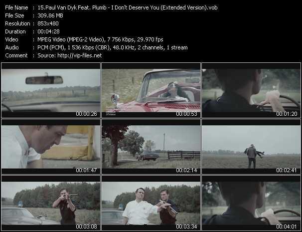 Paul Van Dyk Feat. Plumb video screenshot