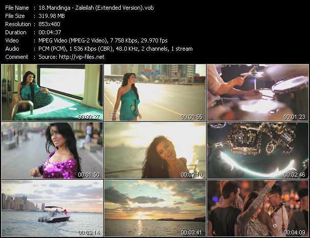 Mandinga video screenshot