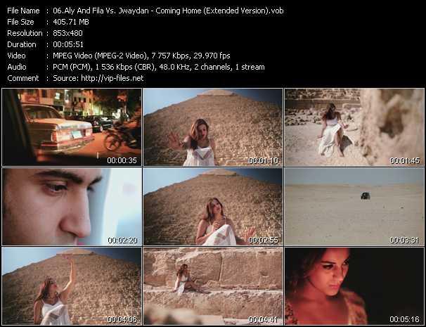 Aly And Fila Vs. Jwaydan video screenshot