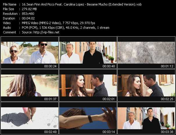 Sean Finn And Picco Feat. Carolina Lopez video screenshot