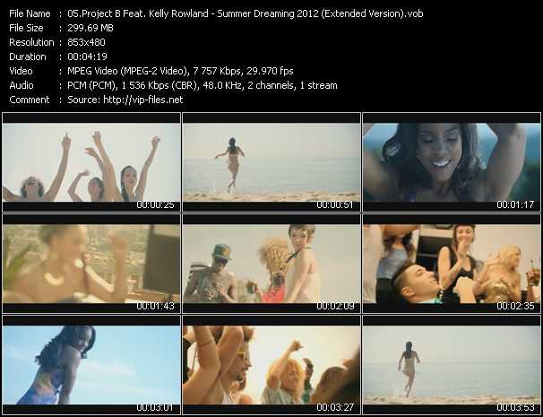 Project B Feat. Kelly Rowland video screenshot