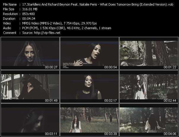 Starkillers And Richard Beynon Feat. Natalie Peris video screenshot