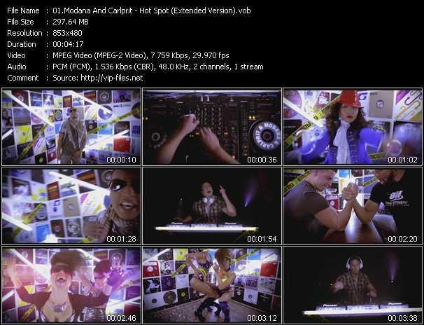 Modana And Carlprit video screenshot