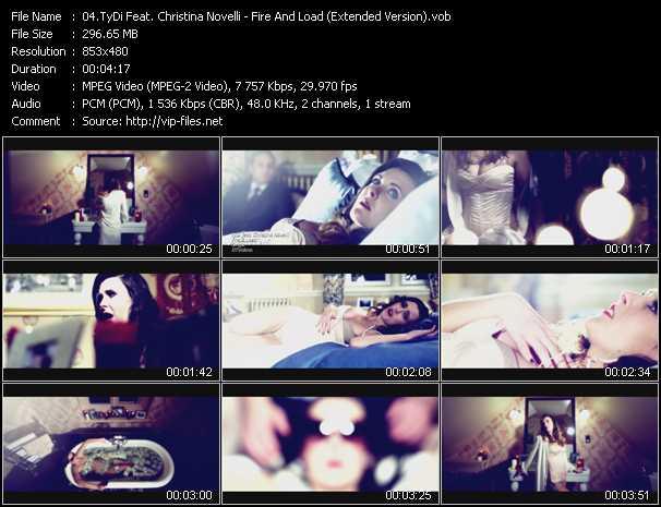 TyDi Feat. Christina Novelli video screenshot