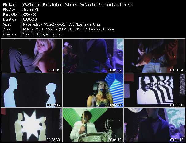 Gigamesh Feat. Induce video screenshot