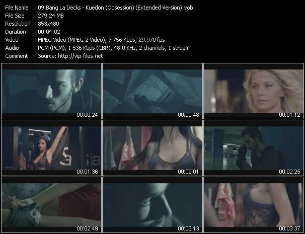 Bang La Decks video screenshot