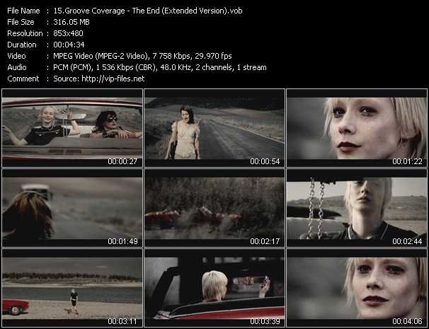 Groove Coverage video screenshot