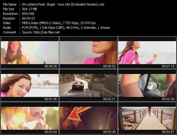 LaSelva Feat. Angel video screenshot
