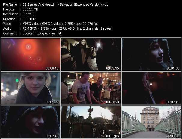 Barnes And Heatcliff video screenshot