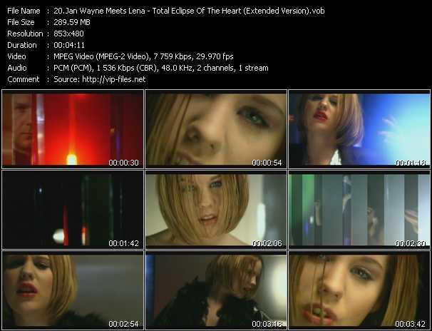 Jan Wayne Meets Lena video screenshot