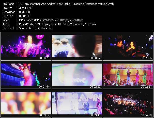 Tony Martinez And Andrew Feat. Jake video screenshot