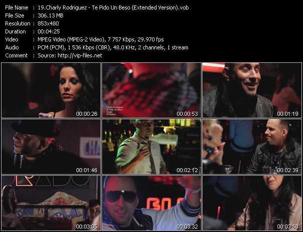 Charly Rodriguez video screenshot