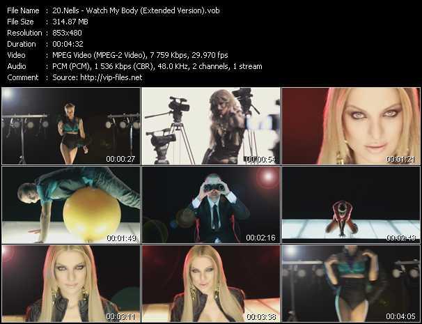 Nells video screenshot