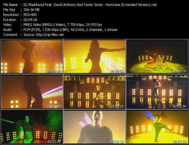 Mastiksoul Feat. David Anthony And Taylor Jones video screenshot