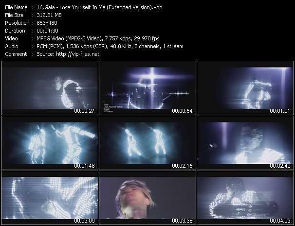 Gala video screenshot