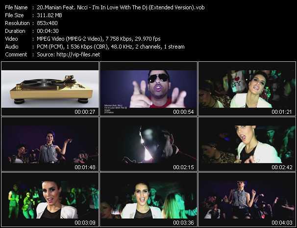 Manian Feat. Nicci video screenshot