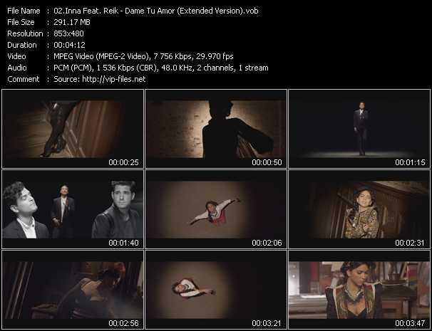 Inna Feat. Reik video screenshot