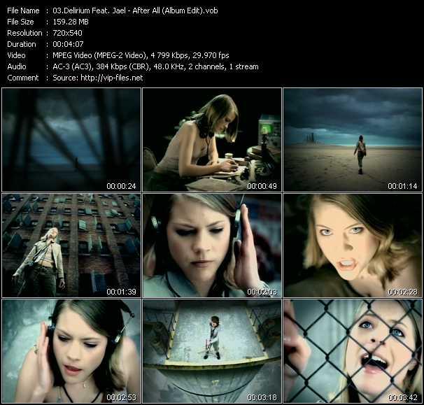 Delirium Feat. Jael video screenshot