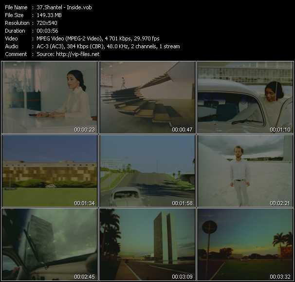 Shantel video screenshot
