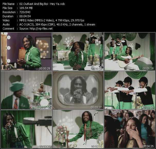 Outkast And Big Boi video screenshot