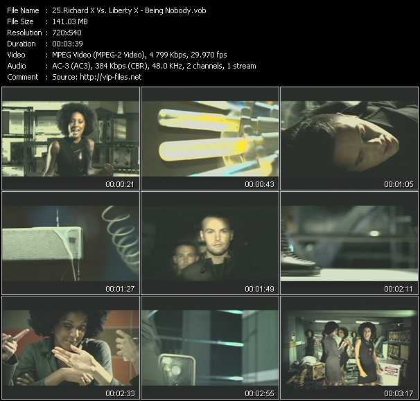 Richard X Vs. Liberty X video screenshot