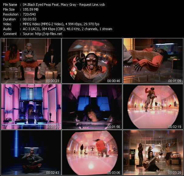 Black Eyed Peas Feat. Macy Gray video screenshot