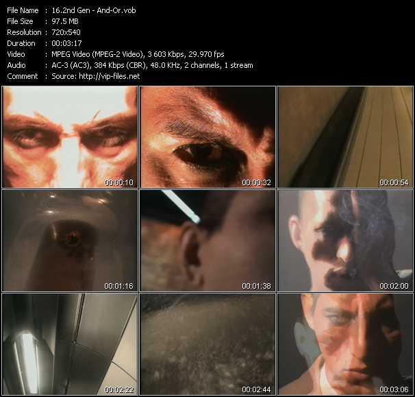 2nd Gen video screenshot