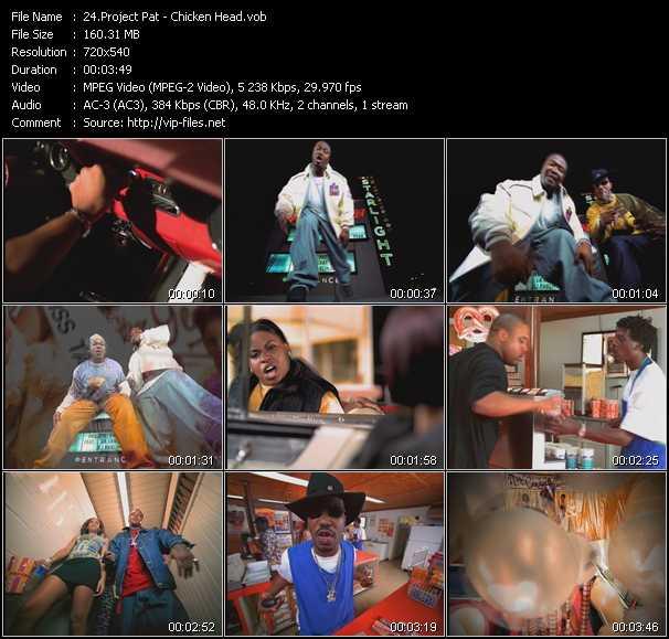 Project Pat video screenshot