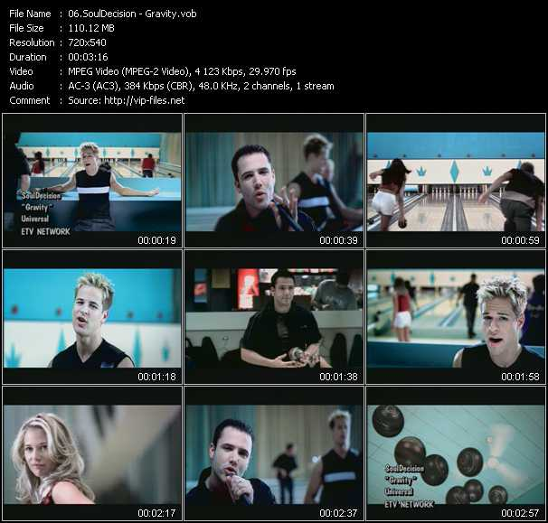 SoulDecision video screenshot